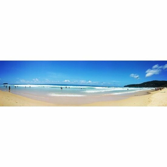 по просьбам трудящихся)Phuket Thailand  Таиланд  Пхукет ocean Karon beach океан