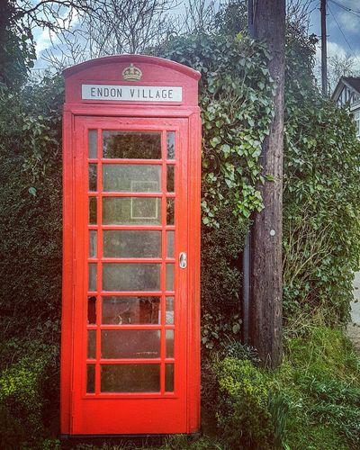 Red Phone Box