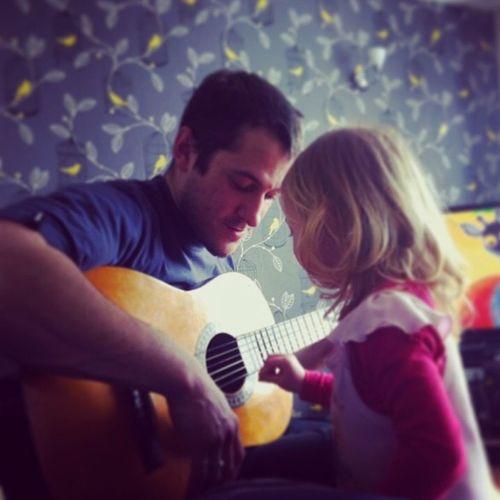 Fatherhood Moments The Magic Of Music A BOND LIKE NO OTHER