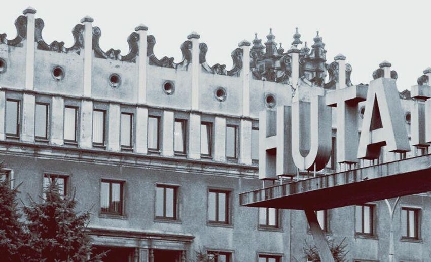 Industrial Monochrome Nowahuta