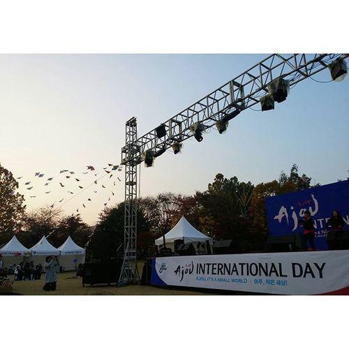 Ajou International Day 2015 아주대 수원 가을