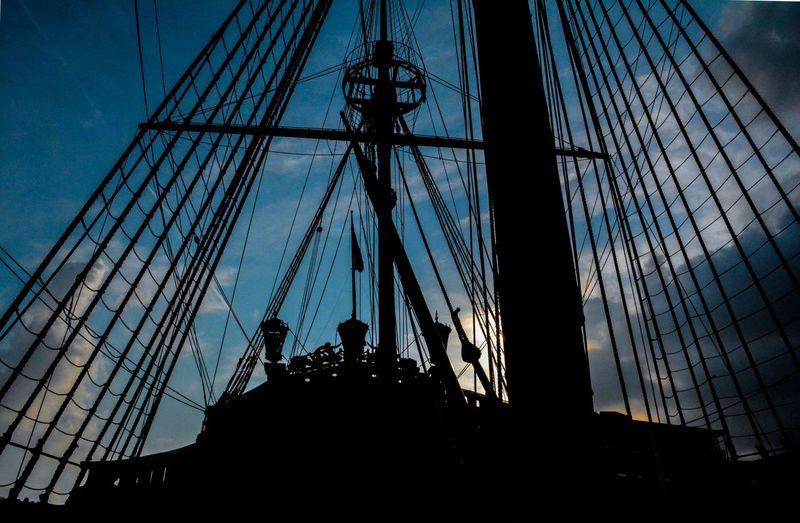 Nave Sailor Mare Sea Sea And Sky Vascello Pirate Boat Ombre