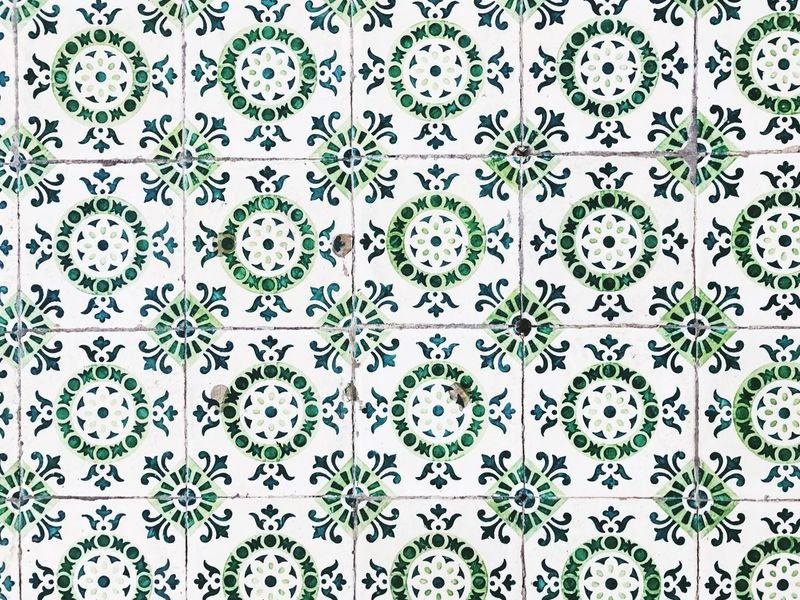 93/365 Backgrounds Pattern No People Tiles Portuguese Tiles  Day
