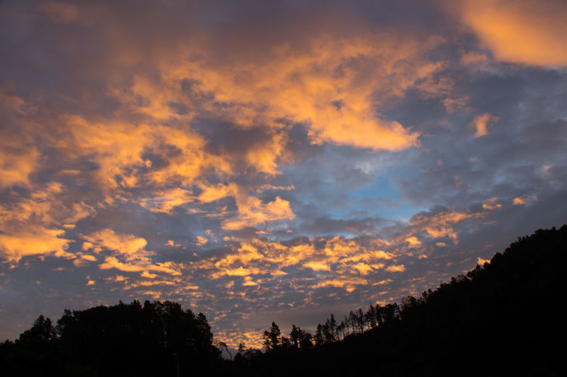 Beautiful sunset view in Coromandel, NZ. Cloud Beauty In Nature Cloud - Sky Clouds And Sky Nature Outdoors Scenics Silhouette Sky Sunset