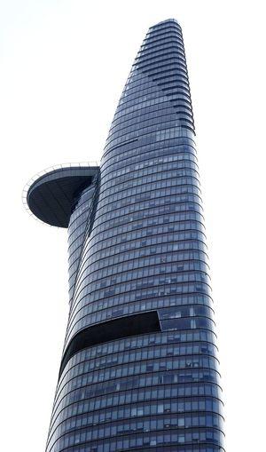 Tower Skyscraper Sky Bitexco Architecture Hcmc Vietnam