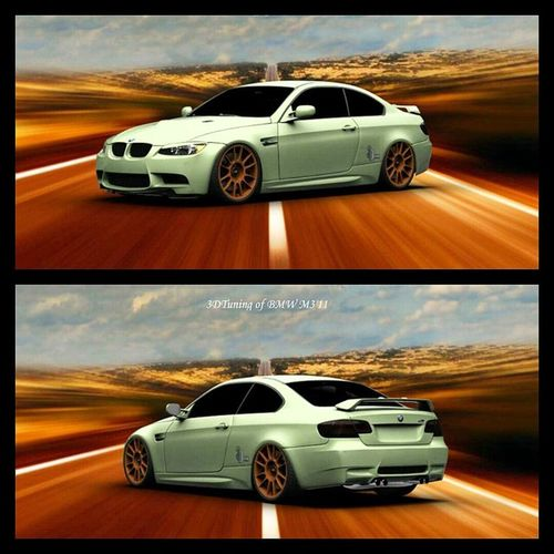 BMW M3 render Bmw Mpower M3 UltimateDrivingMachine