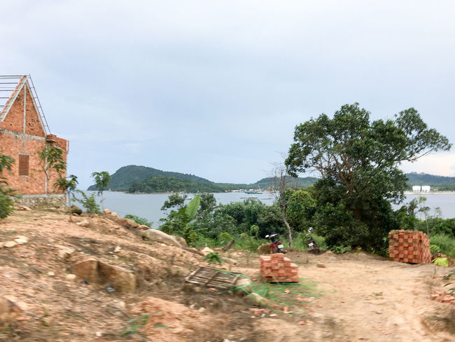 Xã Duong To, Phu Quoc Island, Vietnam. Beauty In Nature Day Landscape Nature No People Outdoors Phu Quoc Scenics Sky Tree Vietnam Water Xã Duong To