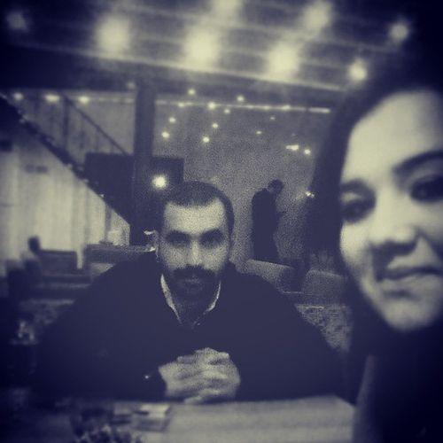 With Ferhatt @Eskale Arkadaş Kahve Harika Haydi Muhabbete Cakma GökhaN Turkmen