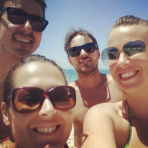 Bonde da praiana só no selfie! ♡♡ Prainha Grumari Primos Irmãs riodejaneiro brazil errejota