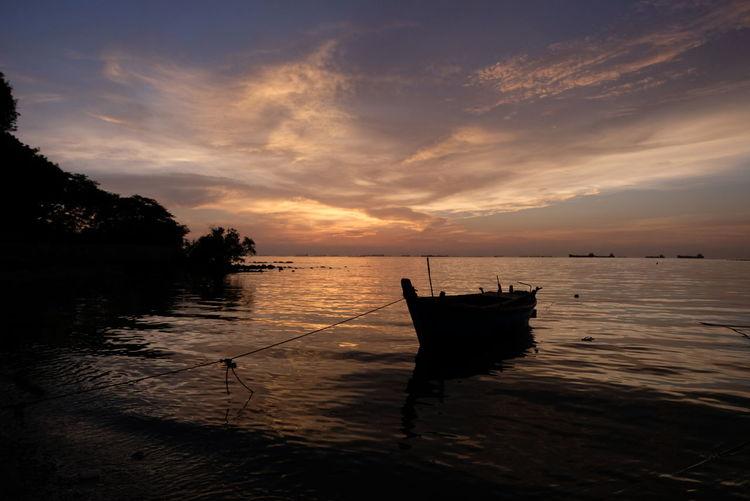 Rowboat Horizon