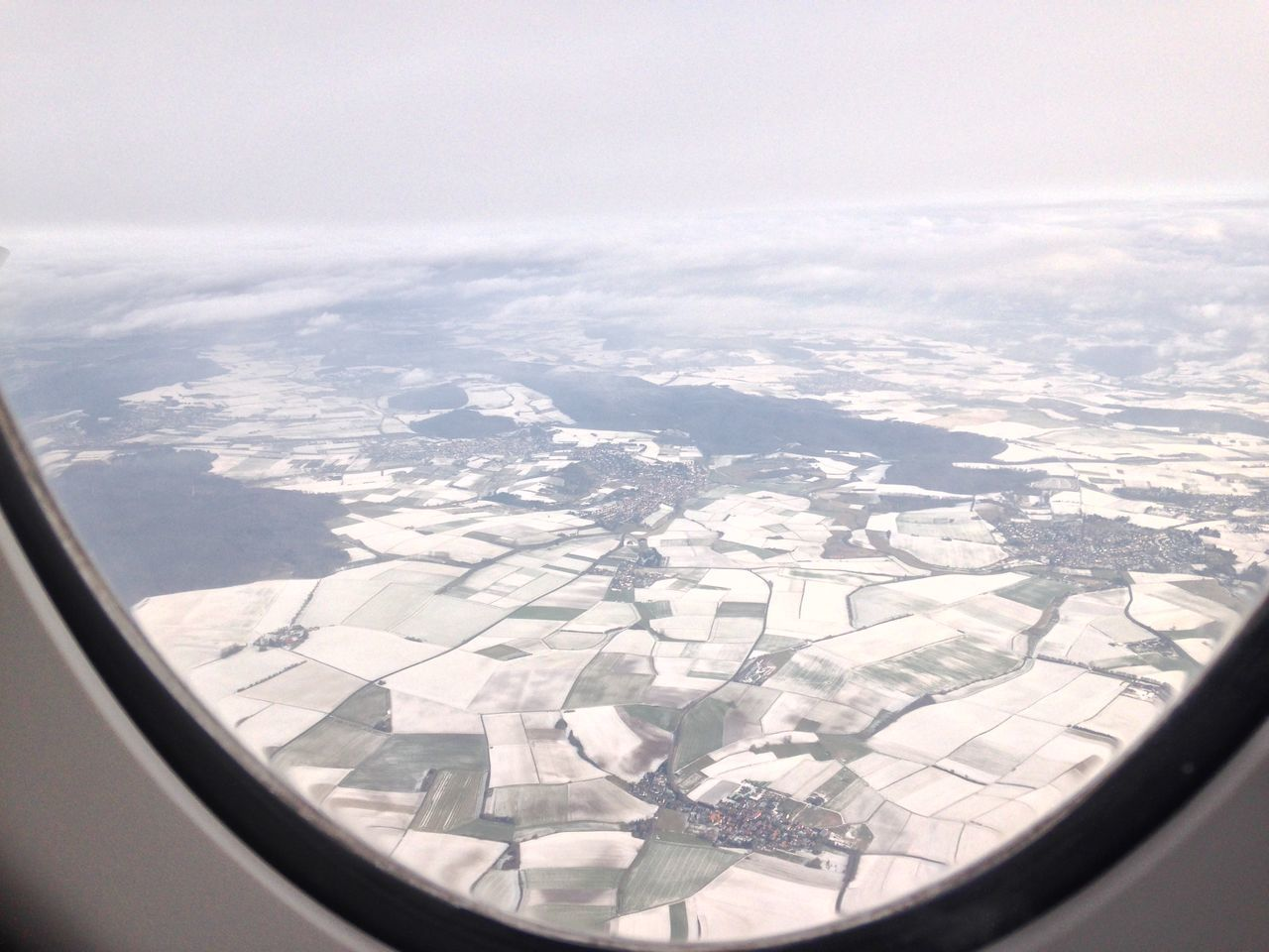 Aerial View,  Airplane,  Awe,  Beauty In Nature,  Cold Temperature