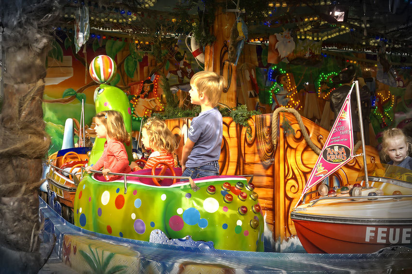 Colorful Creativity Day Kermis Kids Leuk Multi Colored Outdoors Side By Side Spaß