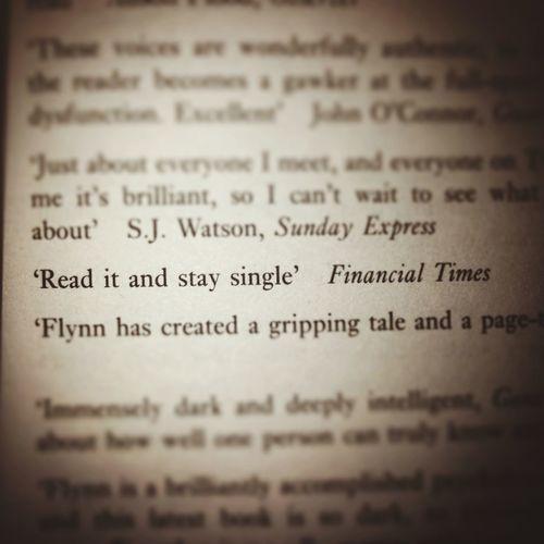 Good read. Books Gone Girl Addictive Single