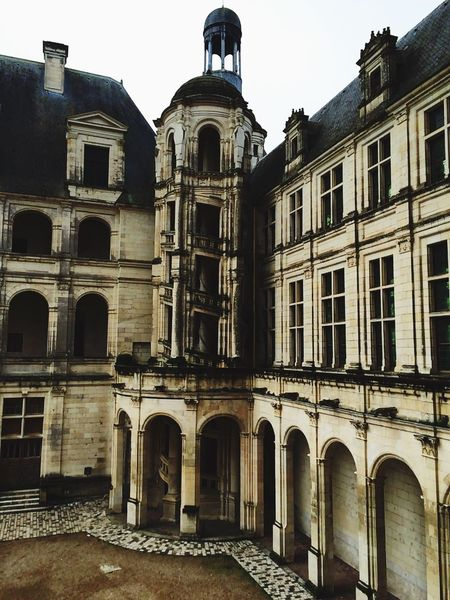 Princess' dream... Castle View  France Holidays Chateau De Chambord Winter View Taking Photos Enjoying Life