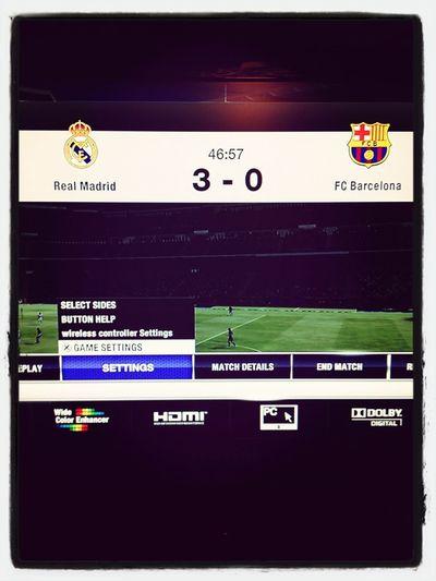 Playing Fifa