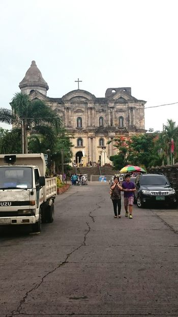 Old Church Taal, Batangas Blessed  Historical Building