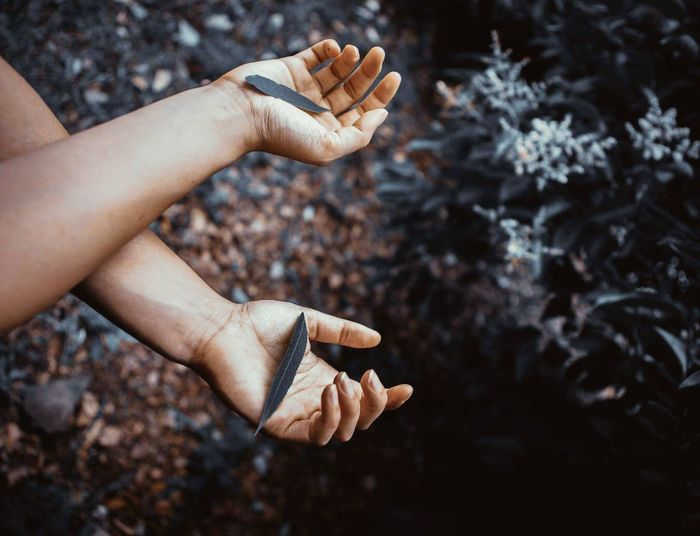 EyeEm Selects Human Hand Low Section barefoot Close-up