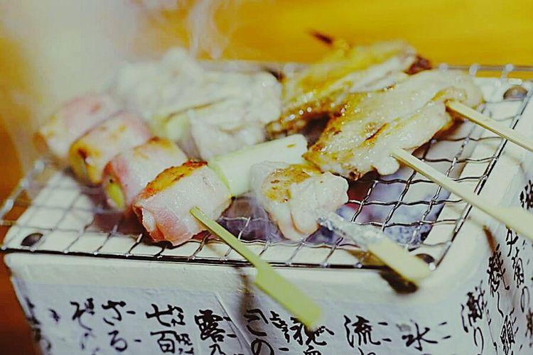 Things I Like Yakitori Yakitori Night! Turningjapanese IndoorPhotography Minikebobs Japanesefood Foodphotography Homemade Hot Grill101 Eyemphotography Eyemkitchens Lenovo Photography