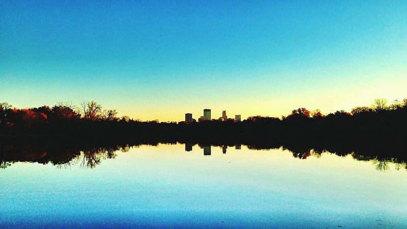 Lake Of The Isles UptownMPLS Minneapolis City Of Lakes Landscapes City Skyline Urban Landscape Urban Photography Something Blue Lowry Hill District