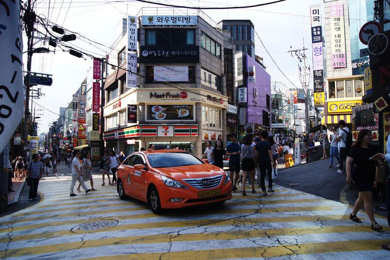Taxi in Korea