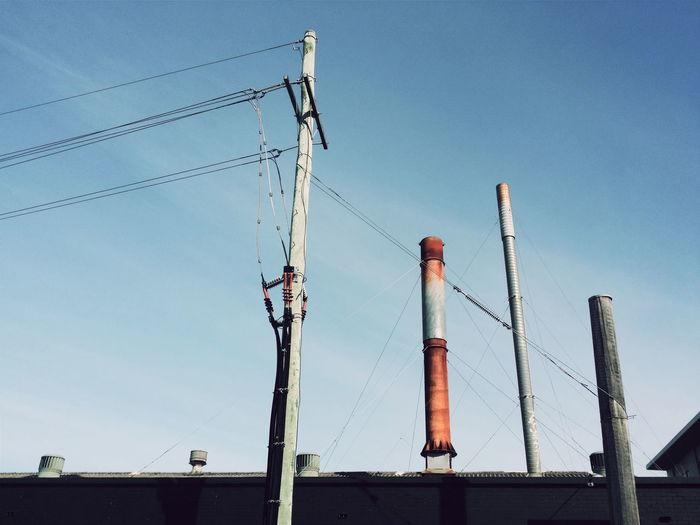 Sky Pole Urban Streetphotography Street Photography