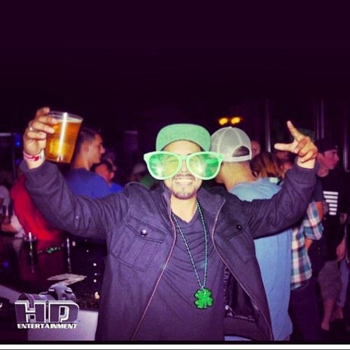 TBT  Back In the Dayz at Dilions Saintpatricksday  TurnUp DontRememberWholeNight