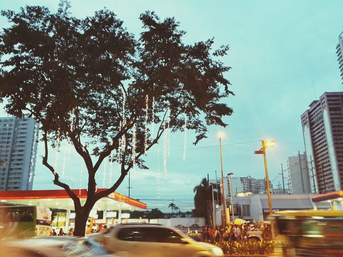 Dusk shot using Samsung Galaxy S4 built-in HDR. - Philippines Places