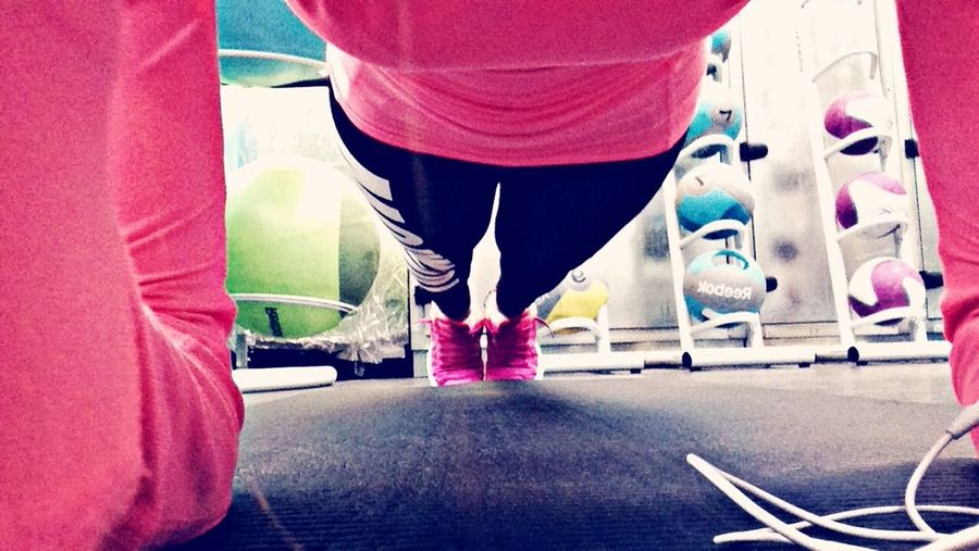 ? Fitness Pink Workout Healthy