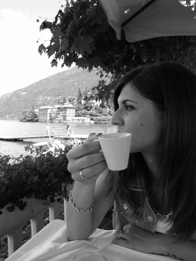 Mylife❤ Caffè Blackandwhite Panorama Pranzodelladomenica
