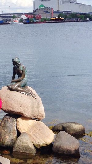 LittleMermaid Danish Symbol Sea Nordic Denmark Summer In Denmark