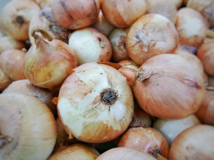 Backgrounds Close-up Food Food And Drink For Sale Freshness Full Frame Healthy Eating Heap Market Onion Raw Food Ripe Vegetable Wellbeing