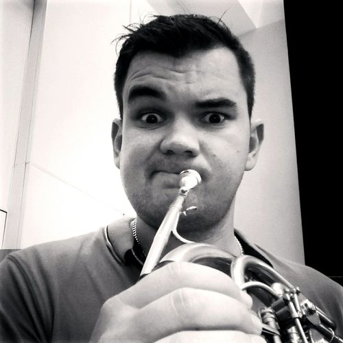 Horn Player Musician Eyeemphotography EyeEm Gallery French Horn
