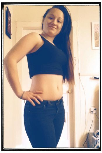 my 2 weeks after the gym workout progress ! Gym Is My Excape Work Hard Play Even Harder ♥ Sexxiii Chiickaaaa Yes! I Love Myself So Much I Want To Follow Back Me