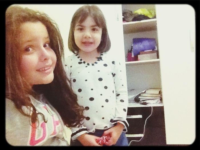 Te amo como uma irmã minha Alicia ❤