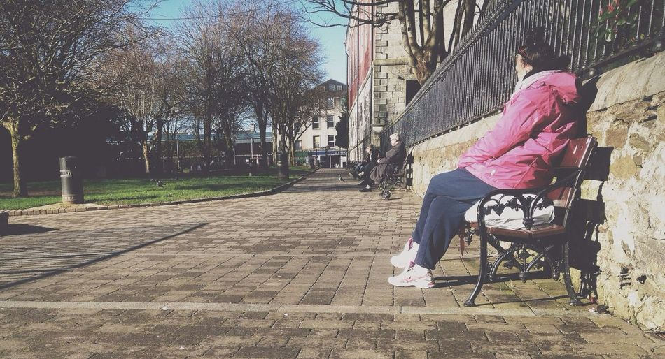 Vscocam IPhoneography Park Park Life Ireland Relaxing Cork City