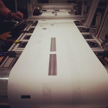 Testing printer Dpc Örnsköldsvik Color