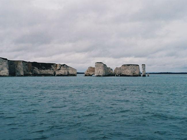 VSCO Landscape Cliff Old Harry Rocks Swanage EyeEm Best Shots EyeEm Best Edits Britain Uk The Great Outdoors - 2016 EyeEm Awards