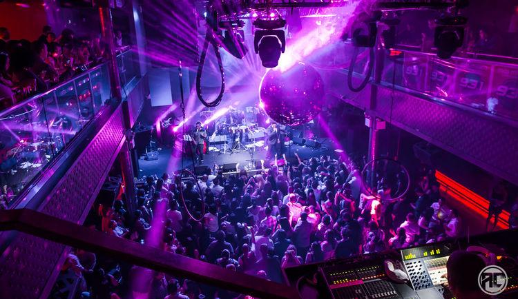 Stage48 Nikond3s Concert Manhattan