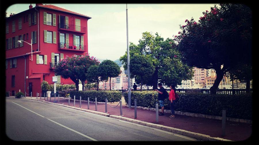 Streetphotography Studienfahrt Nice / Nizza Frankreich