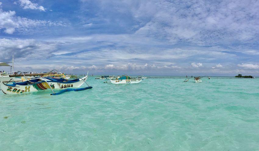 Sea Cloud - Sky Water Beach Horizon Over Water Bohol Philippines Sky Scenics VirginIslands Virginisland