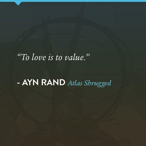 Livrosquemefascinam Aynrand Arevoltadeatlas Book love