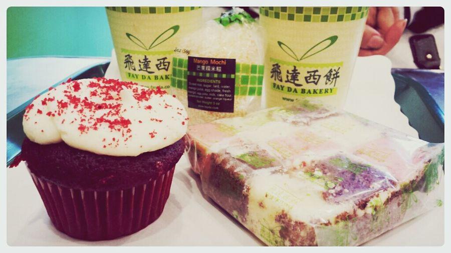 Mochis ♡ Fay Da Bakery New York City