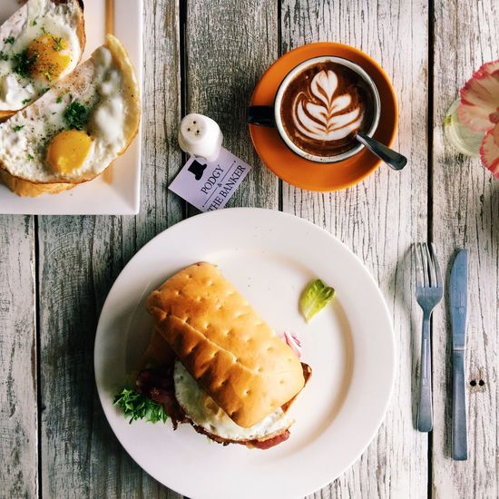 Kuala Lumpur Malaysia  Podgy And The Banker Cafe Coffee Mocha Coffee Time Brunch