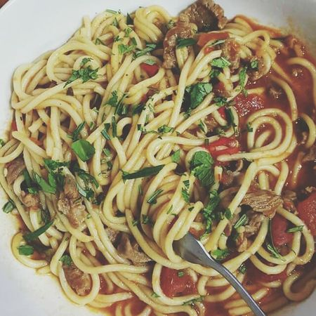 Home Is Where The Art Is My Cooking Noodles Beef Noodles Spagetti Italian Food Me Traveling Traveler Photographer Moments Relaxing Hello World Enjoying Life Taking Photos Cooking Cooking At Home