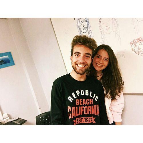 Classmates Selfie Shespretty Frontistirio Friday