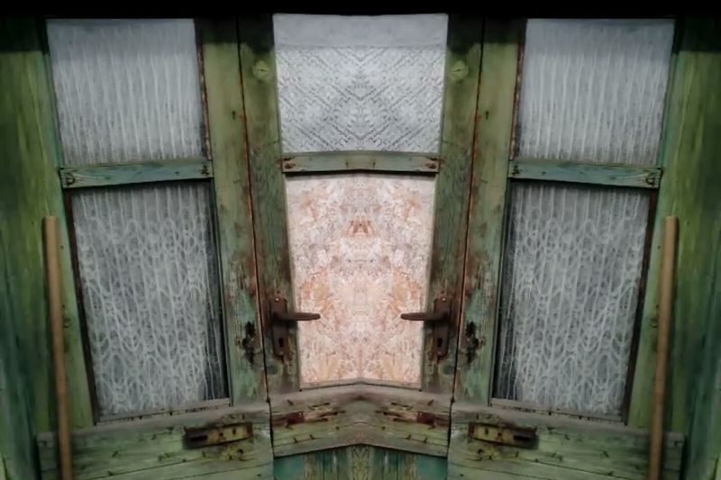 Door Window No People Architecture Illusion Mirage Dreamlike Dreamscapes & Memories