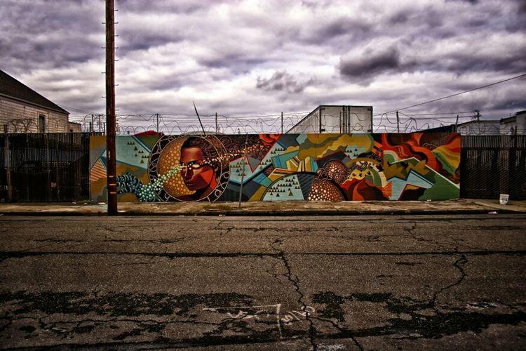 Graffiti Street Art Art Oakland Filthyfeeds East Bay Oakland Graffiti Bay Area Graffiti David Polka Streets Of Oakland Joshua Mays Santos Shelton East Bay Graffiti