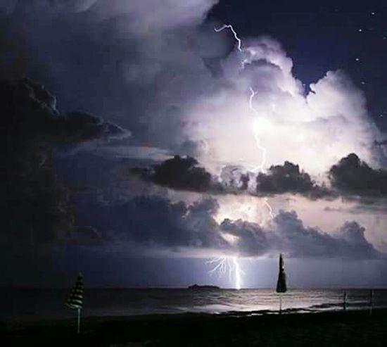 Lattakia in strong winds