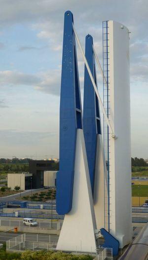 Guayaquil river EyeEm Diversity Investing In Quality Of Life Guadalquivir River Guadalquivir Sevilla Seville Sevilla Spain SPAIN Bridge - Man Made Structure Bridge