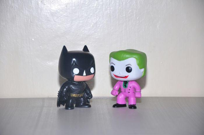 Batman The Joker Dc Universe Toy Photography Funko Funkopop Funkopopvinyl